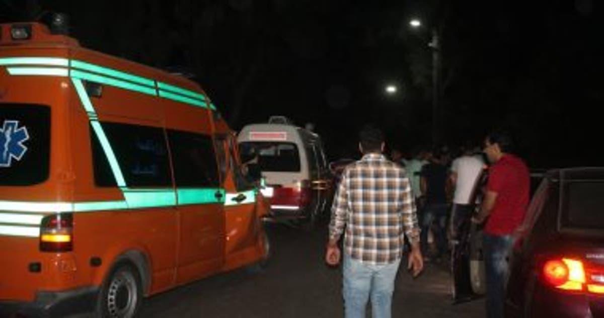 Image result for مصر.. مصرع وإصابة 15 شخصا في انفجار جسم غريب بوادي النطرون