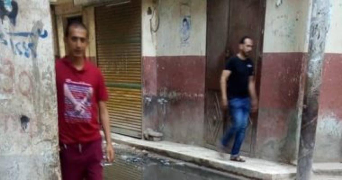 aa56330e5 اضبط مخالفة.. مياه الصرف الصحى تحاصر منازل أهالى الأعصر بدمياط .. صور -  اليوم السابع