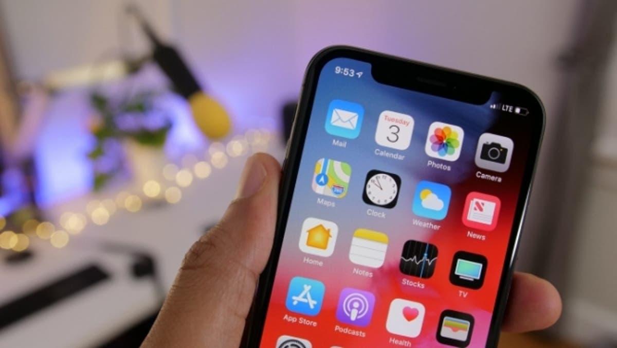 iOS 12 beta 4 para iPhone y iPad ahora disponible para