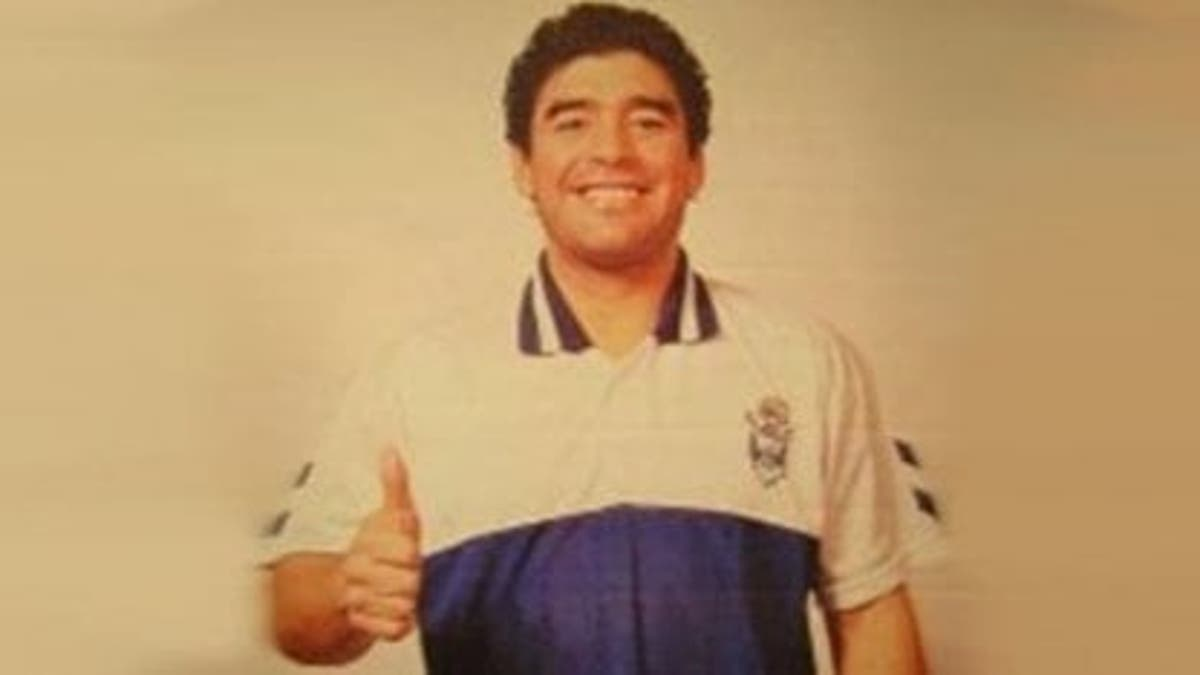 Image result for Maradona Gimnasia