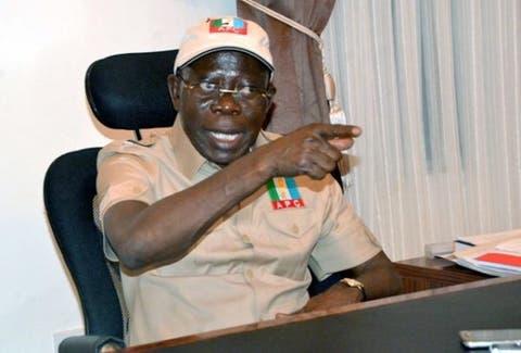 After 100 Days, President No Longer Baba Go Slow - Oshiomhole