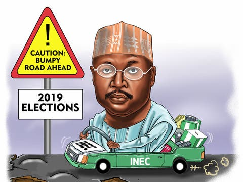 Tribunal Admits Presidential Election Result Declared by INEC as Exhibit