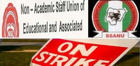 Strike: NASU, SSANU give FG 14-day ultimatum