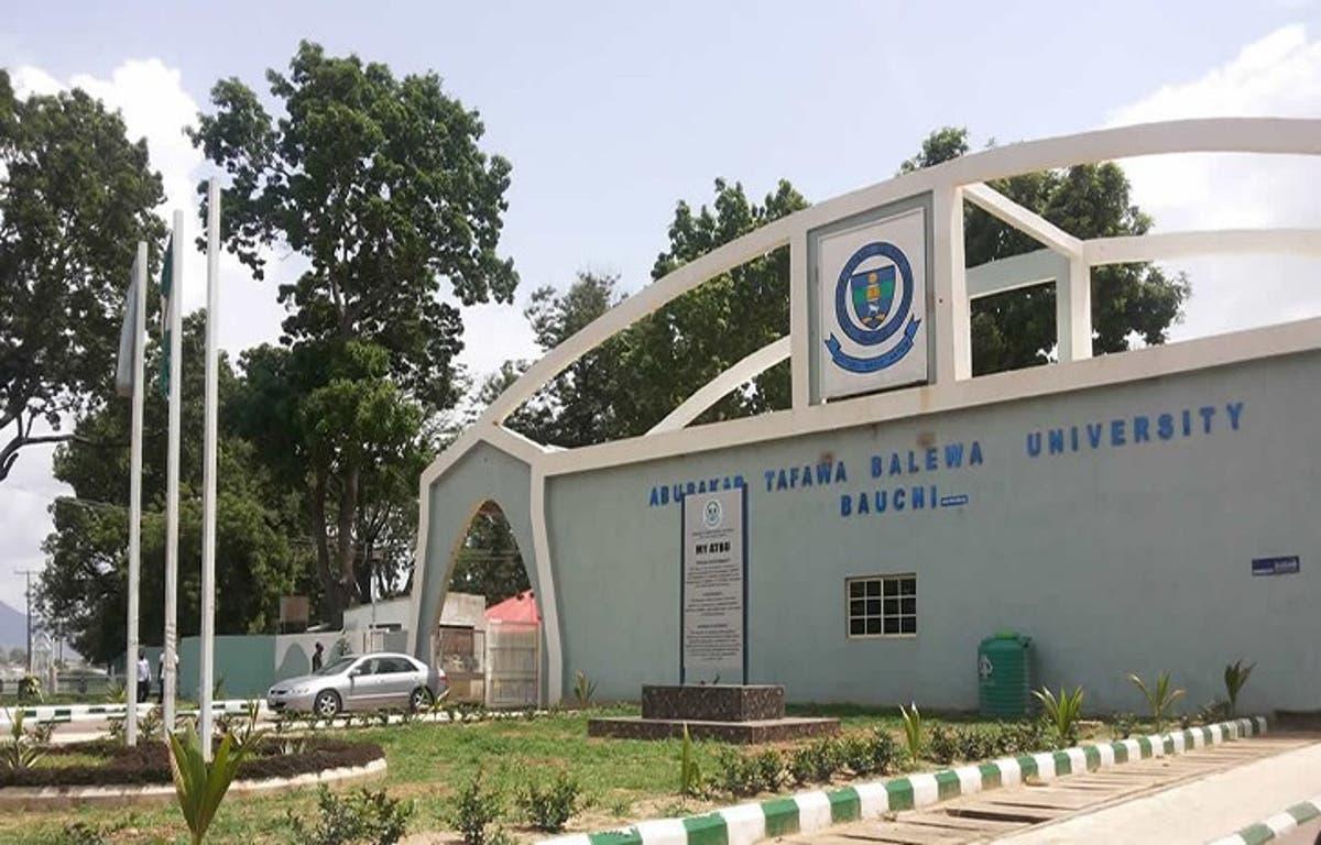 Main Entrance, Abubakar Tafawa Balewa University (ATBU). Photo: THISDAYLIVE