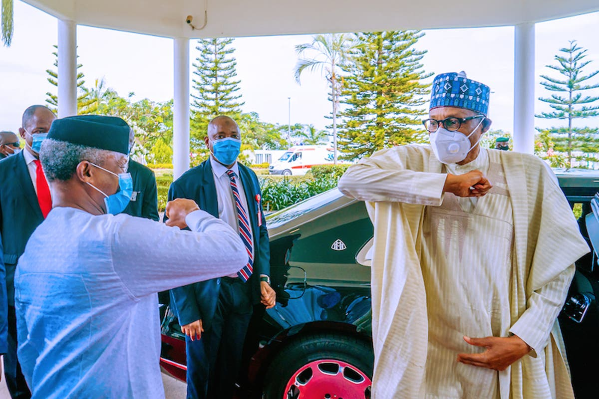 FG: Buhari, Osinbajo, SGF to be First Recipients of COVID-19  VaccinesTHISDAYLIVE