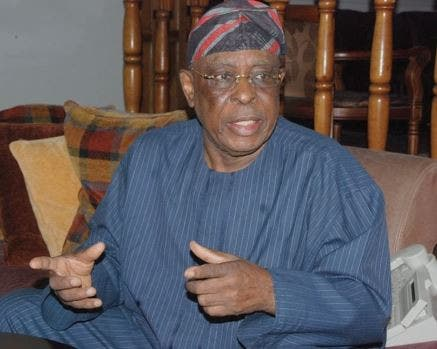 'I was the only reporter in 1964 that had a telephone at home' - Segun Osoba