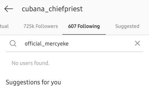 Cubana Chief Priest