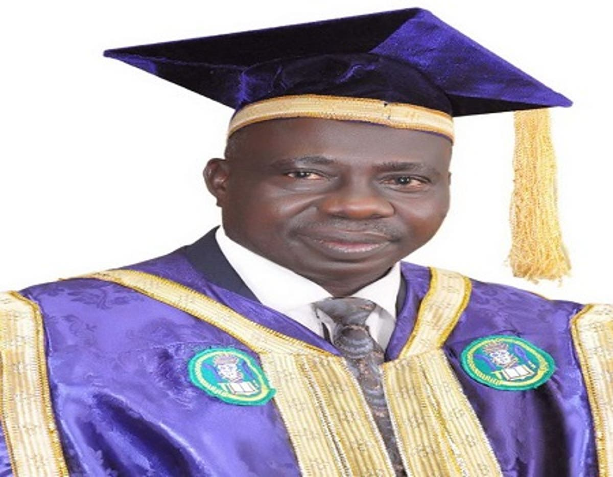 Prof. Osasere Orumwense, VC, UNIBEN. Photo: Tribune